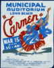 Carmen  Municipal Auditorium, Long Beach. Clip Art