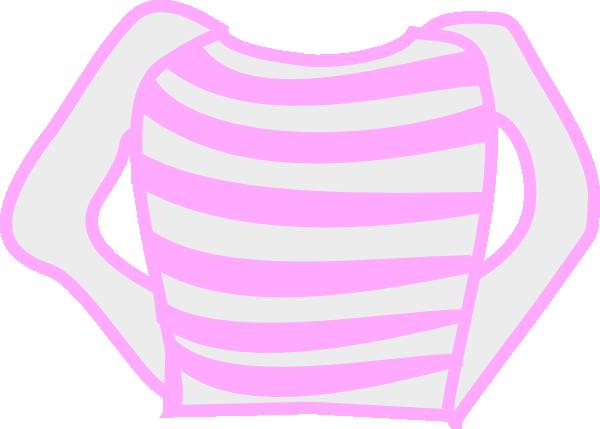 Hot Pink Mens Shirt