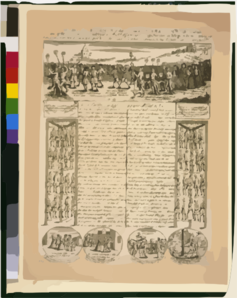 The Funeral Procession Of The Celebrated Mr. Jonathan Wild Thief-taker General Of Great Britain & Ireland; Together Wth A List Of Ye Principal Priggs, Hanging In Effegie, Who Were Taken By Him, And Convicted & Executed Upon His Information, To Which Is Annex D, His Lamentation In Newgate, &c. Clip Art