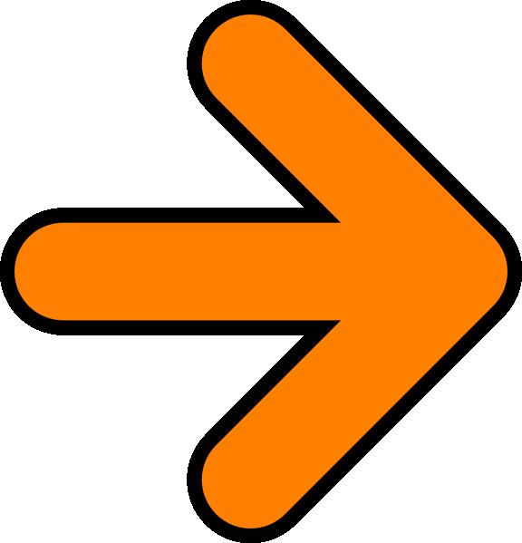 orange arrow clip art at clker com vector clip art online royalty rh clker com clipart arrow down clipart arrow down