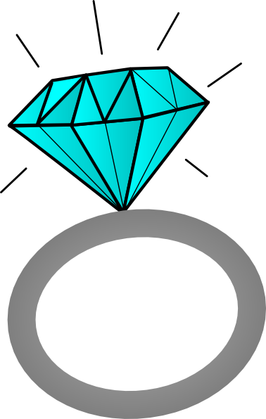 diamond ring clip art at clker com vector clip art online royalty rh clker com  diamond shapes images clip art