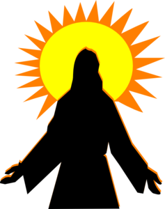 Faith Arise Sunrise Clip Art