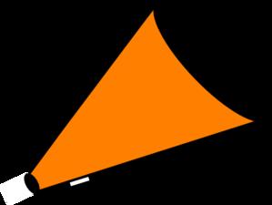 Megaphone Orange Clip Art at Clker.com - vector clip art online ...