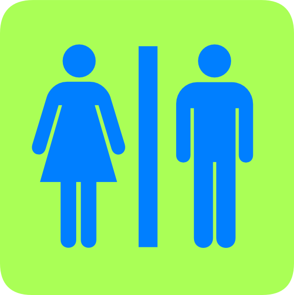 Sign Toilet Clip Art at Clker.com - vector clip art online, royalty ...