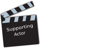 Movie Supporting Actor Clip Art