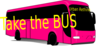 Take The Bus Clip Art