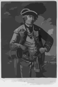 Israel Putnam, Esq R. - Major General Of The Connecticut Forces, And Commander In Chief At The Engagement On Bunckers-hill Near Boston, 17 June 1775  / J. Wilkinson Pinxt. Clip Art