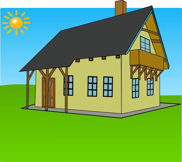 Background Clip Art at Clker.com - vector clip art online ... Clip Art Pictures Of Farm Houses