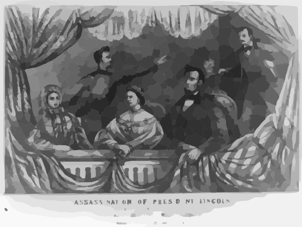 the assassination of president lincoln Shot president abraham lincoln what did the assassination of abraham lincoln lead to who assassinated abraham lincoln and where did this happen.