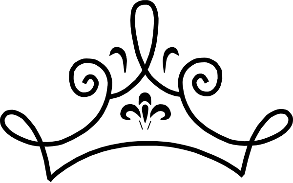 Princess Crown Clip Art At Clker Com