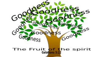 goodness tree clip art at clker com vector clip art online rh clker com fruit of the holy spirit clipart