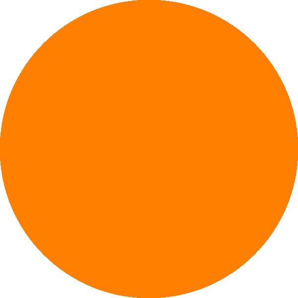 orange dot clip art at clker com vector clip art online royalty rh clker com red dot clipart polka dot clip art border