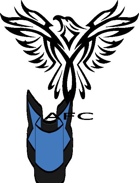 Blue Eagle Clip Art
