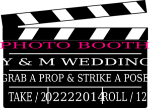 Photo Booth Clip Art