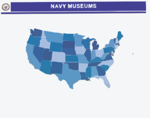 Eleven Navy Museums Located At Shore Installations Around The Country Attract Two Million Visitors Annually, And Display Over One Million Artifacts Clip Art