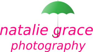 Polka Dot Umbrella Logo Idea 1 Clip Art