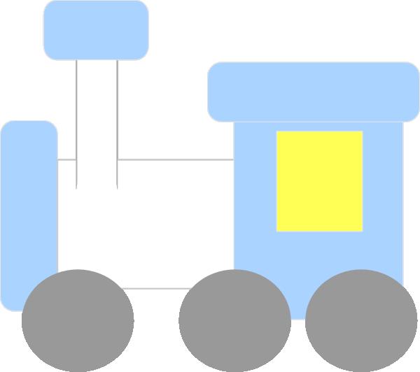 vector clipart train - photo #13