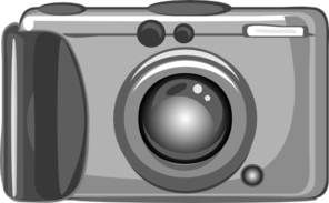 Camara Fotos Vector Clip Art