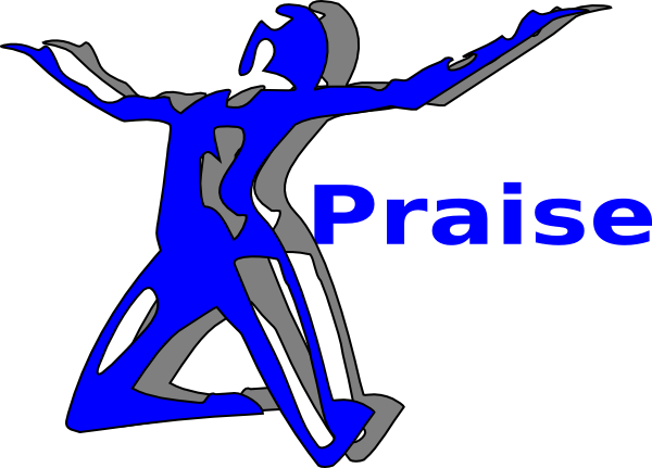 free christian praise clipart - photo #16