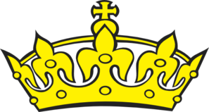Crown1 Clip Art