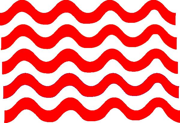 red wave lines clip art at clker com vector clip art online rh clker com Red Rope Clip Art Red Rope Clip Art