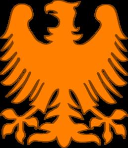 Phoenix - Golden Clip Art at Clker.com - vector clip art online ...