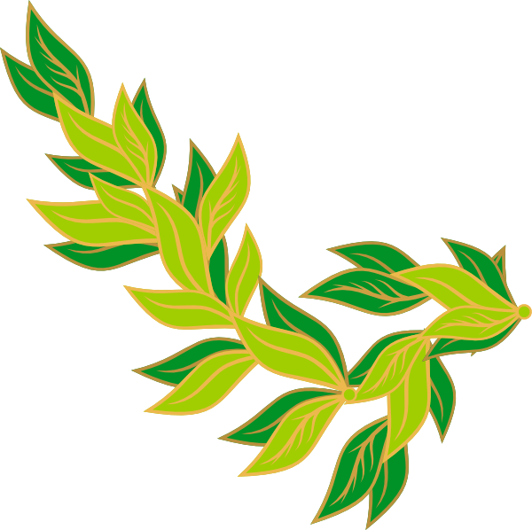 clipart of leaves - photo #7