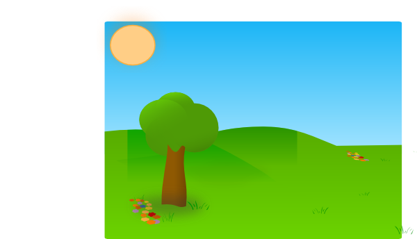 trees sky grass clip art at clker com vector clip art online rh clker com grassland climate and weather grassland climate and weather