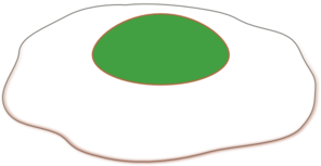Clipart Of Green Eggs And Ham