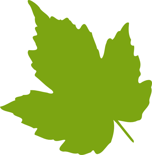 clipart of leaves - photo #4