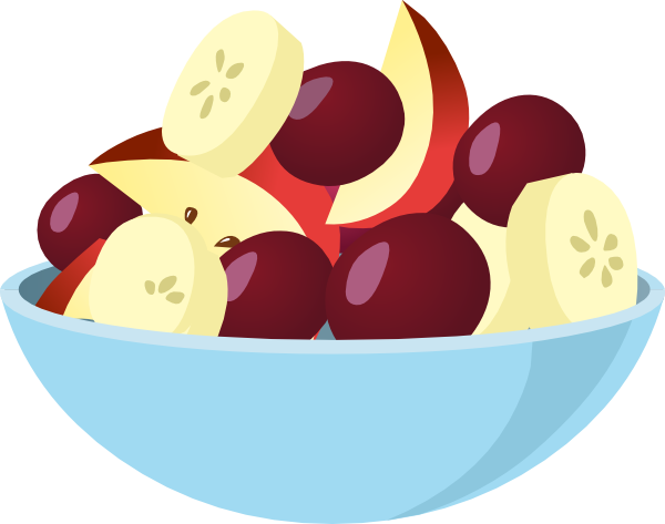 fruit salad clip art at clker com vector clip art online royalty rh clker com fruit salad clipart png