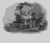 Train Locomotive Clip Art