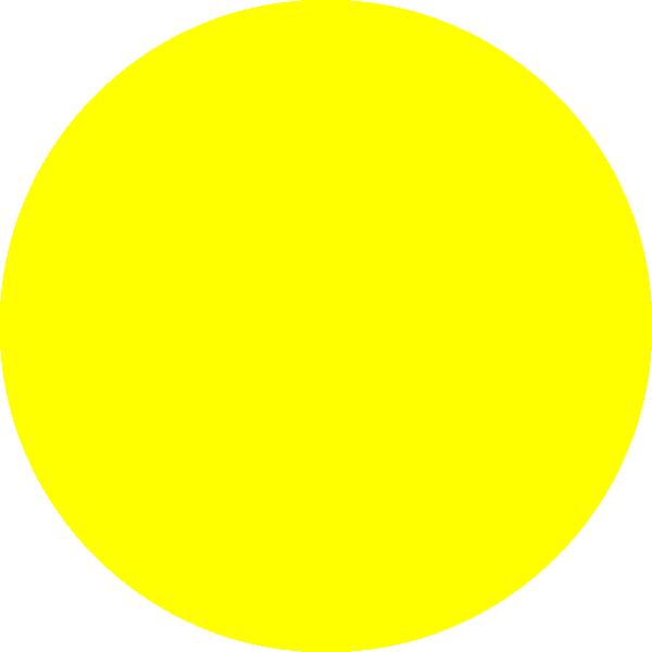 Yellow Dot Clip Art at Clker.com - vector clip art online, royalty ...