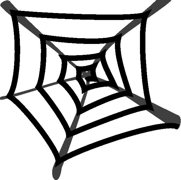 Spiders Web Black clip artSpider Web Clip Art