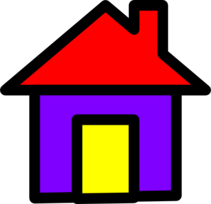 Fun House Clip Art