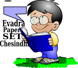 Boy Cute Books Clip Art