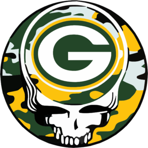 Grateful Dead Packers Clip Art