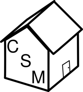 Csm House Without Chimney Clip Art