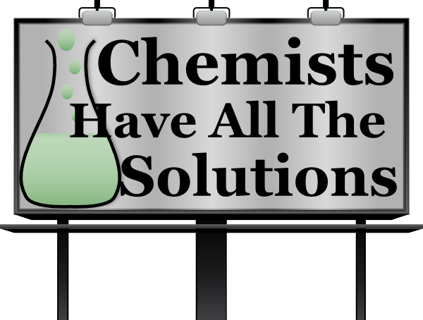 Chemists clip art