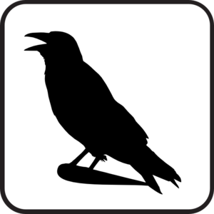 Raven Sign Clip Art