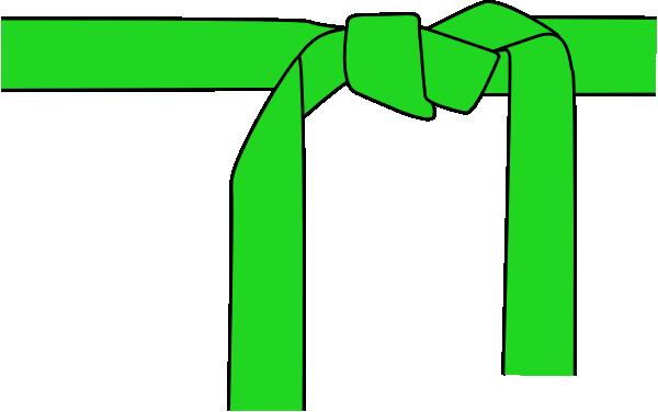 green belt clip art at clker com
