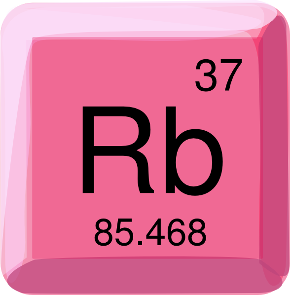 Rubidium Symbol Clip Art at Clker.com - vector clip art ...