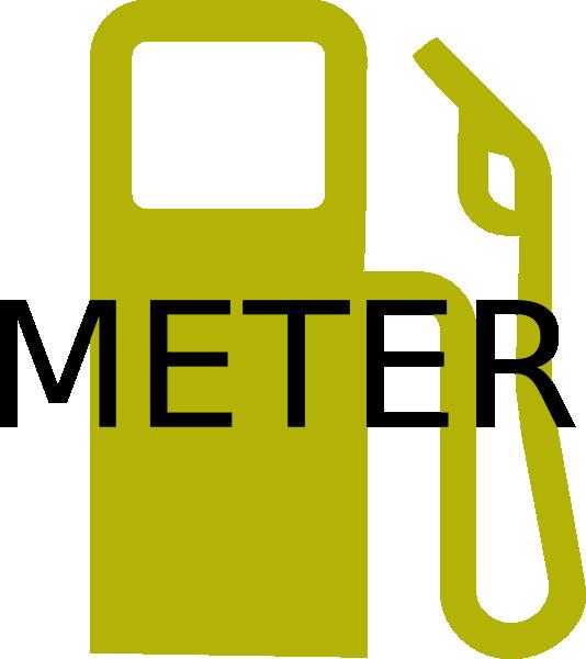 Multimeter Clip Art : Meter pump clip art at clker vector online
