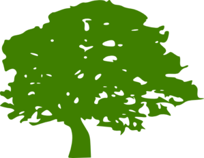 Nat S Green Tree Clip Art at Clker.com - vector clip art ...