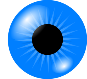 light blue eye clip art at clker com vector clip art online rh clker com big blue eyes clipart girl blue eyes clipart