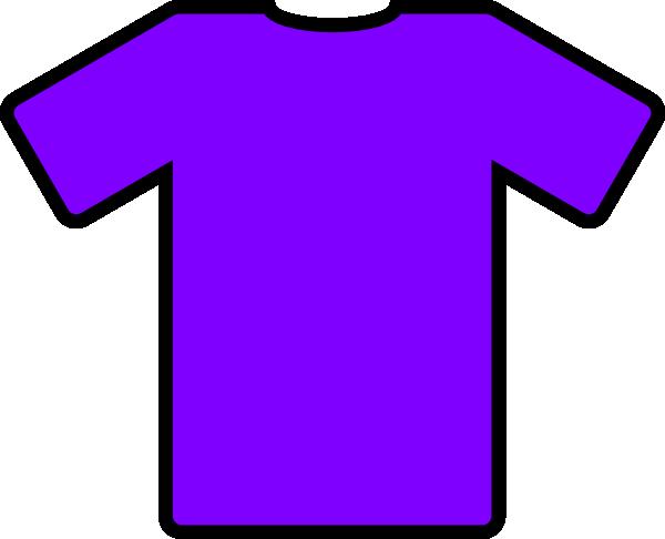 purple t shirt clip art - photo #4