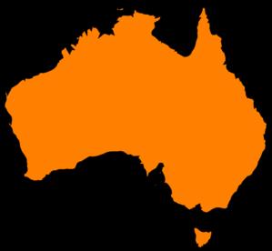 australia clip art at clker com vector clip art online royalty rh clker com australian clip art australia clipart free
