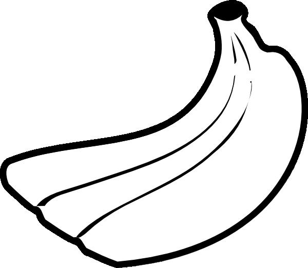 Banana Clip Art at Clker.com - vector clip art online ...