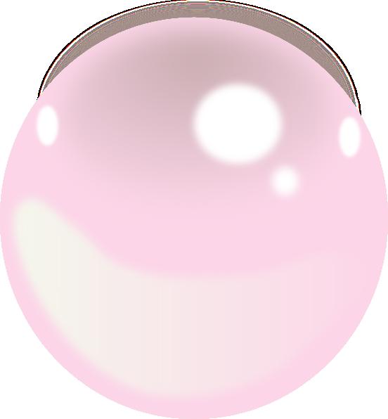 Pink Pearl Clip Art at Clker.com - vector clip art online, royalty ...
