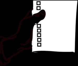 Clipart Check List 4